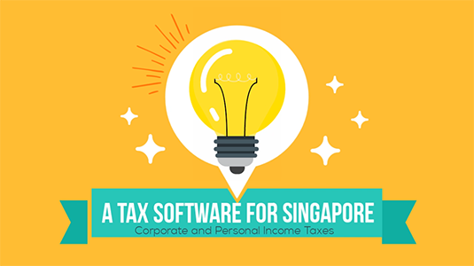 SINGTAX, solution to many challenges faced when performing tax computation manually with spreadsheets programs